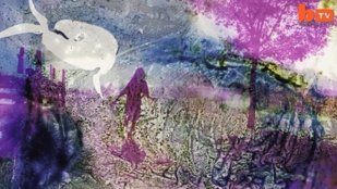 Pszichedelikus műalkotást csinált a Sandy hurrikán egy fotós életművéből