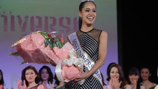 Nem elég japán a japán Miss Universe