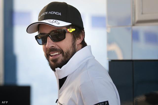 Alonso lesz a hétvége sztárja