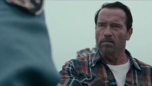 Arnold Schwarzenegger zombis filmjével lett teljes a nap