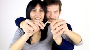 Ha le akar szokni, ne zúgjon bele egy nemdohányzóba