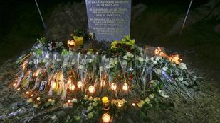 Elkészült az első Germanwings-emlékmű