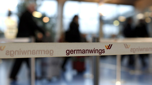Azonnal leszedette kínos reklámplakátjait a Germanwings