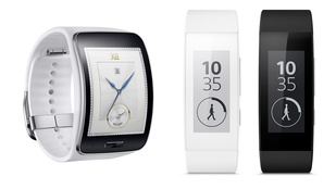 Okosóra vagy smartband? Sony Smart Band Talk vagy Samsung Gear S?
