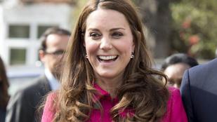 Jól nézze meg magának Katalin hercegnét, mert most látja utoljára szülés előtt