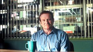 Robin Williams személyes tárgyain veszekszik a család
