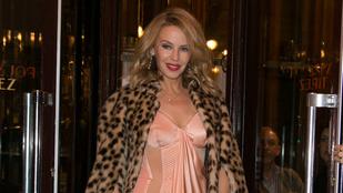 El se hinné, hogy Kylie Minogue milyen jó nő