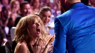 Most már biztos, hogy Taylor Swift és Calvin Harris egy pár