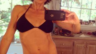 Lisa Rinna 51 évesen is jó nő