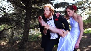 Egy esküvőből három vírusvideót lehet kitermelni