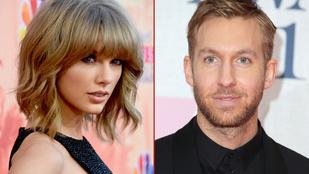 Most, hogy összejött Taylor Swifttel, Calvin Harrisnek van mitől félnie