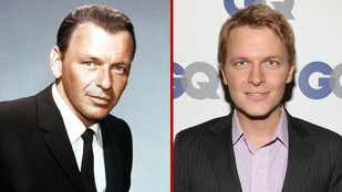 Mégsem Frank Sinatra fia Ronan Farrow