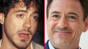 Robert Downey Jr. az 50 évéből másfelet töltött börtönben