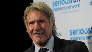 Harrison Ford szinte teljesen felépült