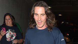 Christian Bale-é a nap slampossági különdíja