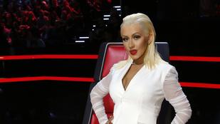 Christina Aguilera és sminkese csúnyán összeveszhettek