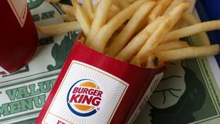 Nyáron összeházasodik Burger és King