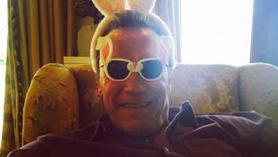 A húsvét legmenőbb embere: Arnold Schwarzenegger