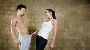 Minél többet edz, annál biztosabb a merevedése