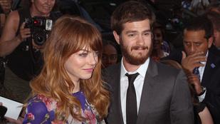 Emma Stone és Andrew Garfield most már tényleg szakítottak