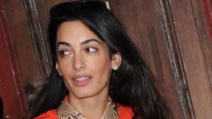 George Clooney felesége ennél már nem lehet tökéletesebb