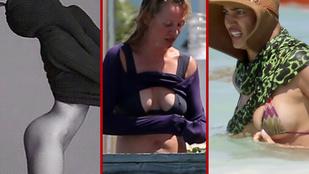 A hét képei: már fél Hollywood bugyira vetkőzött