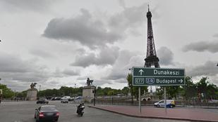 Budapesten vagy külföldön van ez az utca?