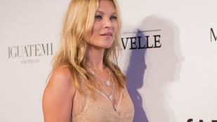 Kate Moss kezd megasszonyosodni