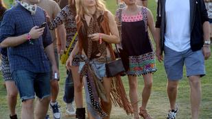 Fergie a fesztiválozás etalonja