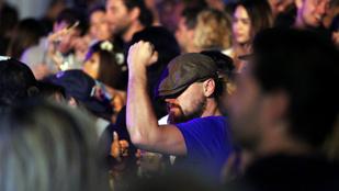 Leonardo DiCaprio úgy pumpál, mint senki más