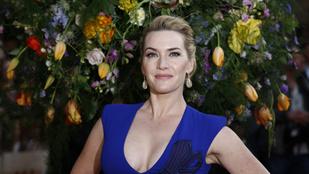 Kate Winslet mellbedobással mindent vitt