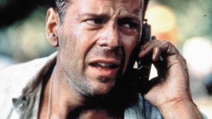Mikor volt Bruce Willis a legkeményebb?