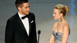 Jake Gyllenhaal összejöhetett a kolléganőjével