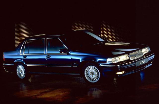 Ez volt az első S90 - az egyik utolsó doboz-Volvo.