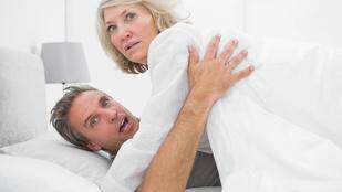 Tévhit, hogy 50 felett nincs szexuális élet