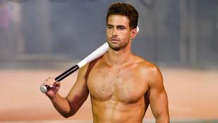 Ilyen lenne, ha a sportolók modellek lennének