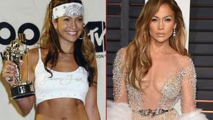 Jennifer Lopezzel kegyetlenül elbántak a 90-es évek, aztán valahogy díva lett