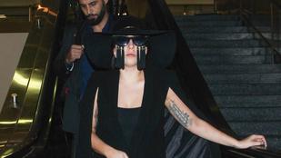 Lady Gaga megint túltolta az öltözködést