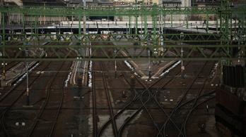 Két hétig teljesen le lesz zárva a Déli pályaudvar