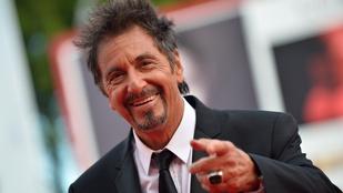 Al Pacino annyira híres, hogy 50 éve nem volt egyetlen boltban sem