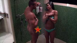 Szex az Édenben: Bence És Tina máris egymásnak estek