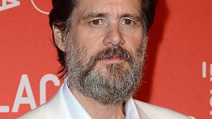 Atyaég, mi történt Jim Carrey fejével?