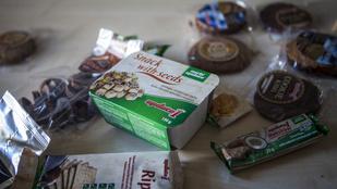 Teszt: Schoberték avas ízű kekszeket és égetett sajtot árulnak nassolnivalóként
