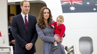 Vilmos herceg már szülési szabadságon van