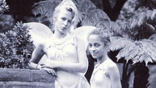 Paris Hilton ősrégi fotón mutatta meg magát és Nicole Richie-t