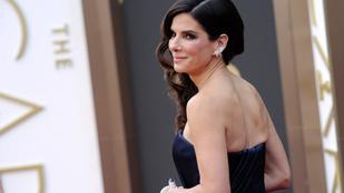 Ön elhiszi, hogy Sandra Bullock fia nem tudja, hogy az anyja színésznő?