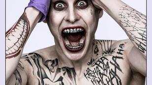 Ilyen lesz Jared Leto Jokerként