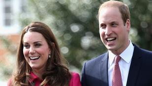 Megszületett Katalin hercegné és Vilmos herceg második gyermeke