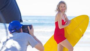 Naomi Watts fürdőruhás fotózása kicsit kiábrándító