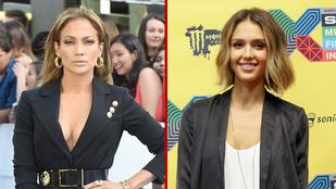 Miután lefogyott Jennifer Lopezzel, használja Jessica Alba biotamponját!